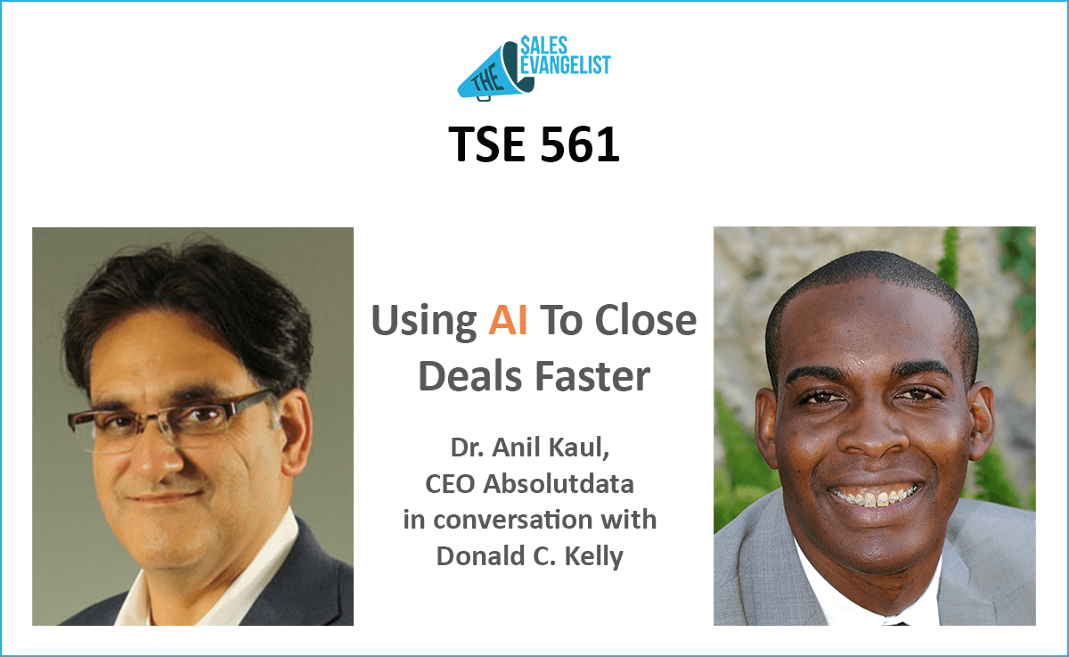 CEO Podcast: Using AI to Close Deals Faster