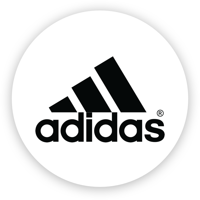 Adidas uses artificial intelligence.