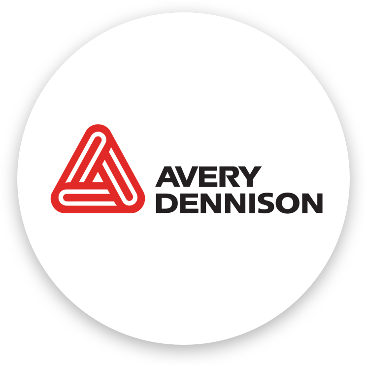 Avery Dennison uses artificial intelligence.