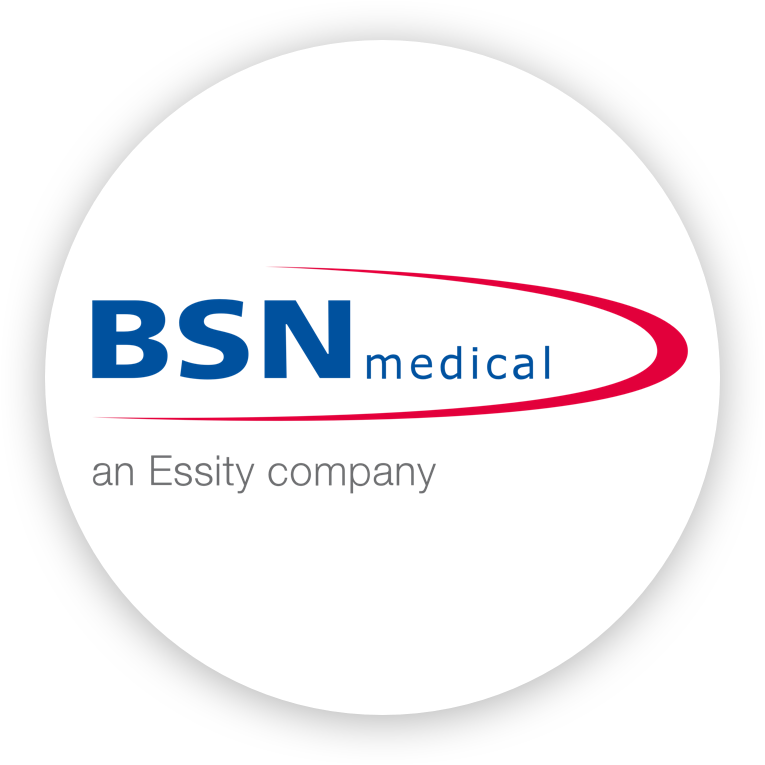 BSN Medical uses artificial intelligence.