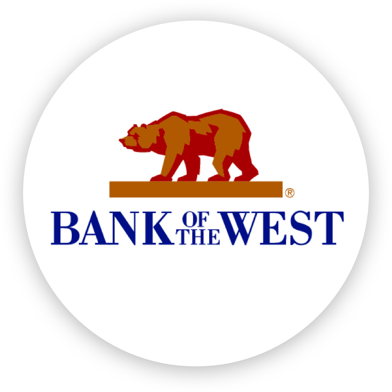 Bank of the West uses artificial intelligence.