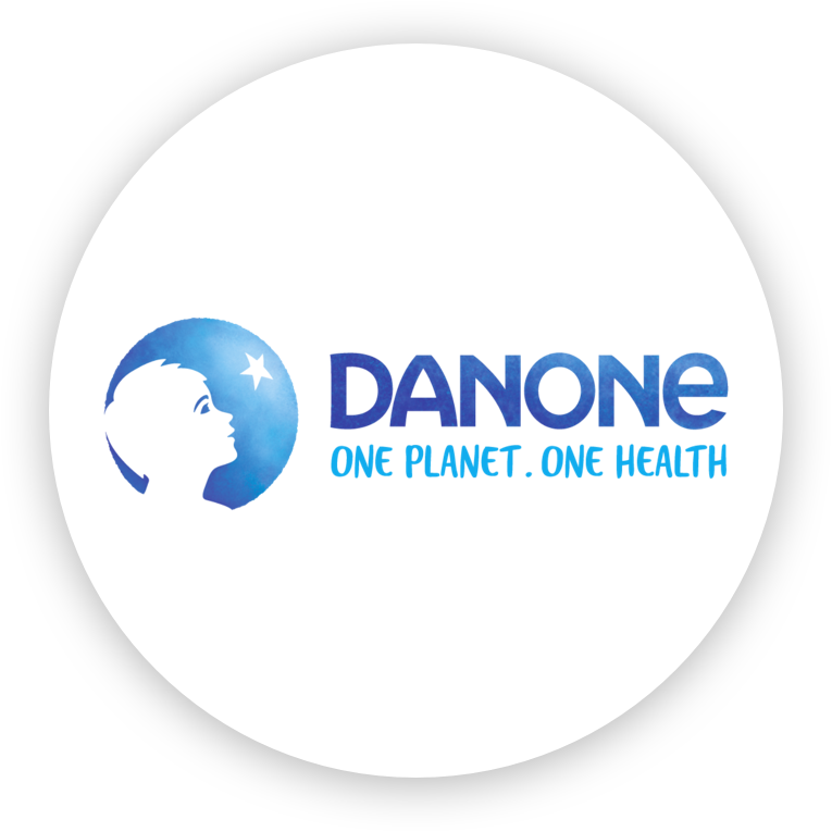 Danone uses artificial intelligence.