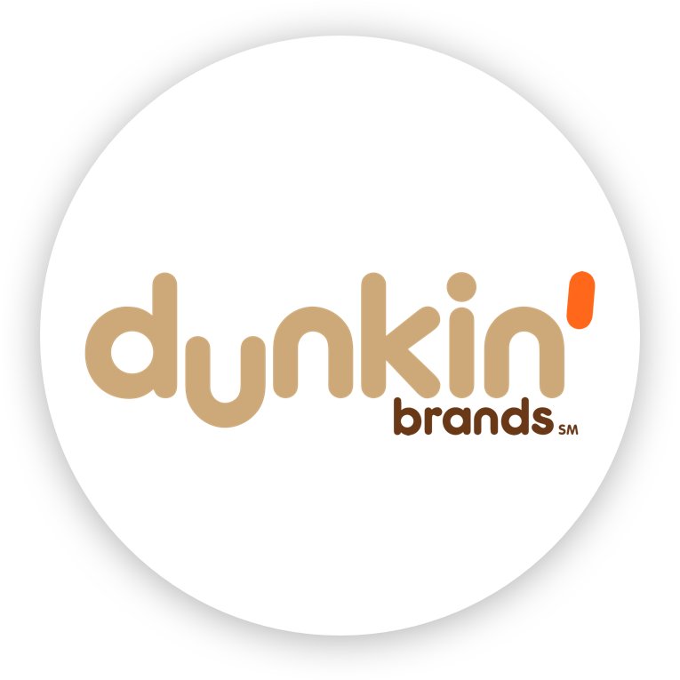Dunkin uses artificial intelligence.
