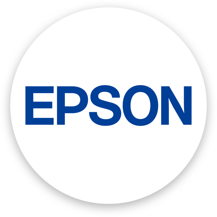 Epson uses artificial intelligence.