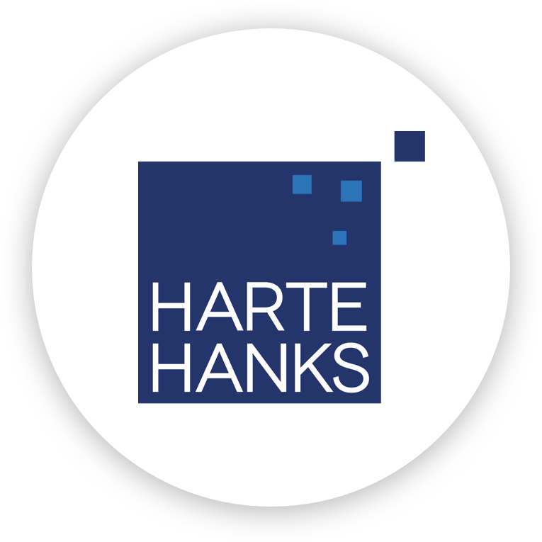 Harte Hanks uses artificial intelligence.