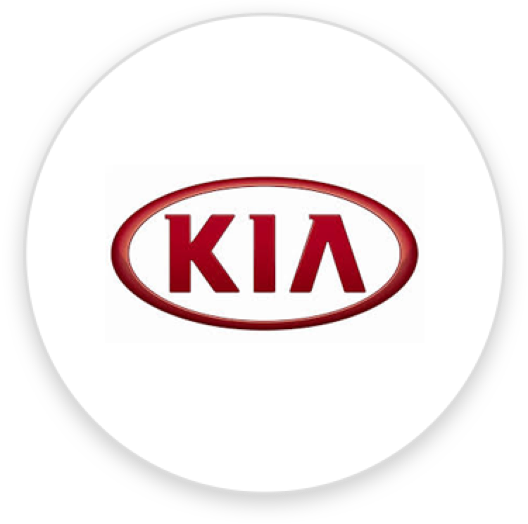 Kia uses artificial intelligence.