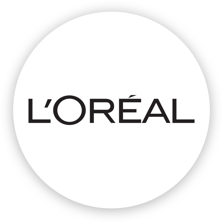 L'Oreal uses artificial intelligence.