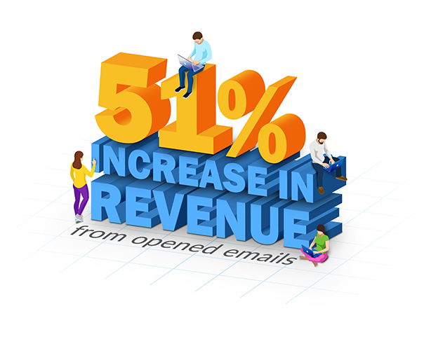 Increase your marketing effectiveness with NAVIK Marketing AI.