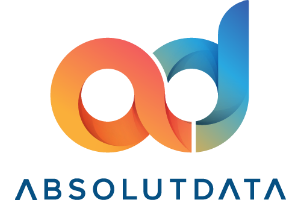 Absolutdata Logo - artificial intelligence, machine learning and data science and advanced analytics.