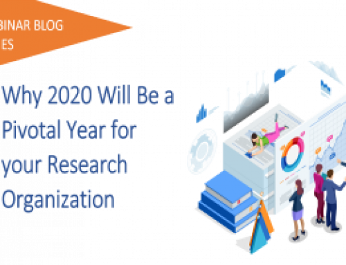 Why 2020 Will Be a Pivotal Year for your Research Organization